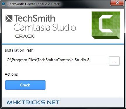 Camtasia Studio 8 Full Crack - Phần mềm quay màng hình và chỉnh sửa video