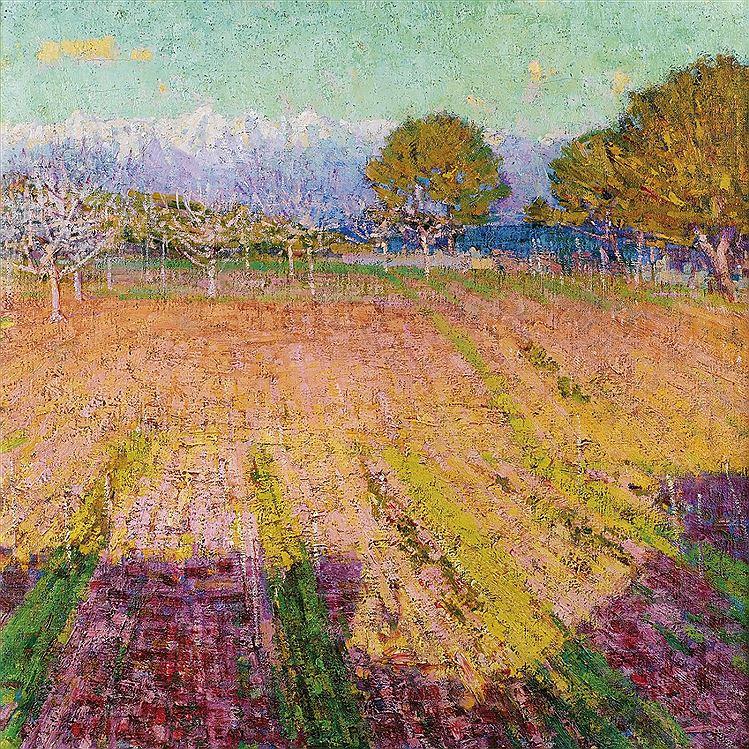 John Peter Russell | Pintor australiano