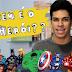 Quem é o seu Herói ?