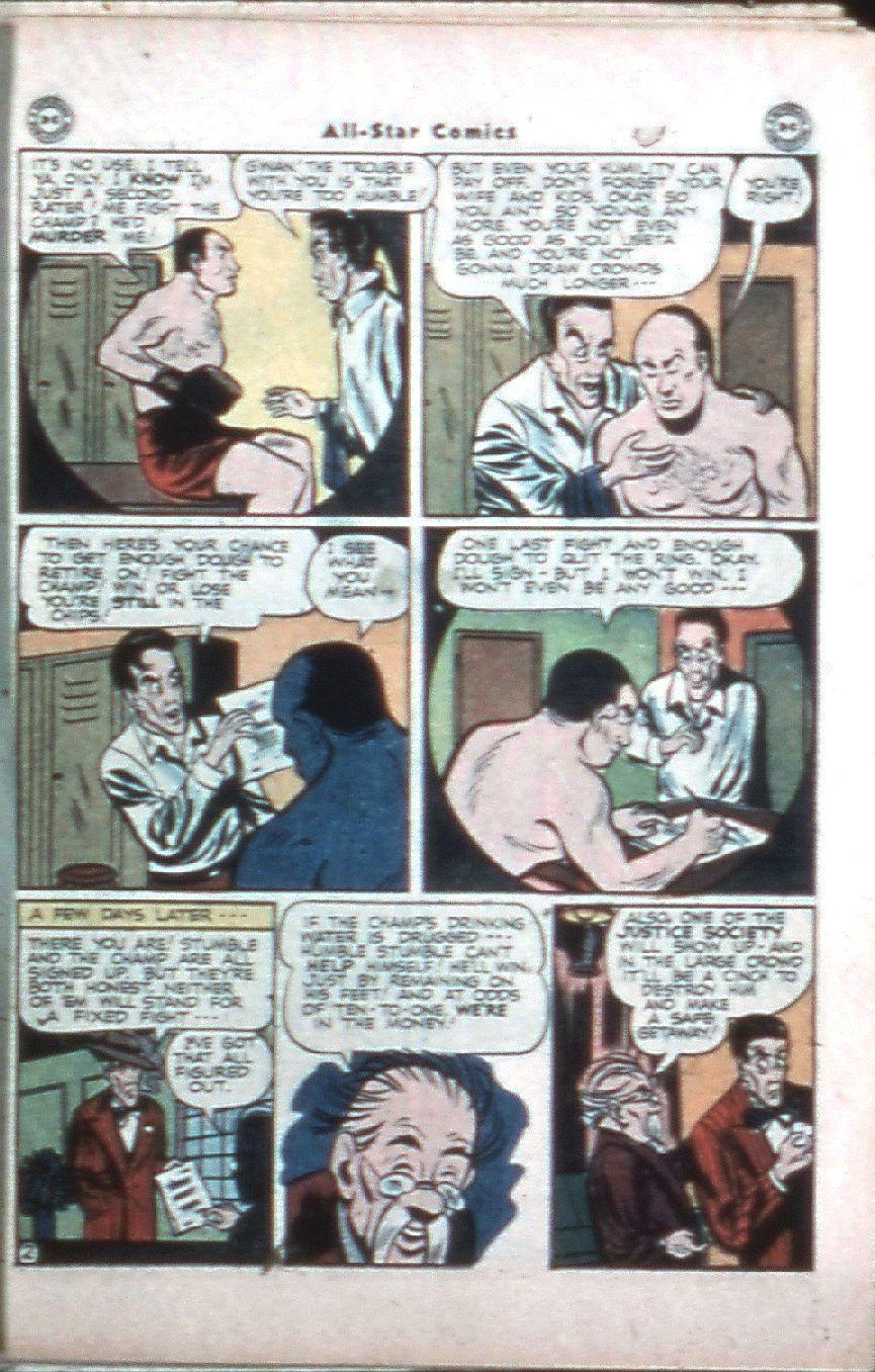 Read online All-Star Comics comic -  Issue #32 - 33