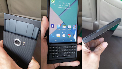 Backup and Restore BlackBerry Priv
