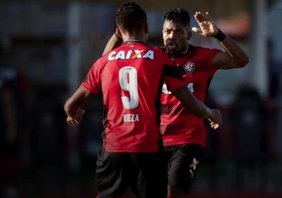 Vitória quebra série invicta do Inter e se afasta do Z-4