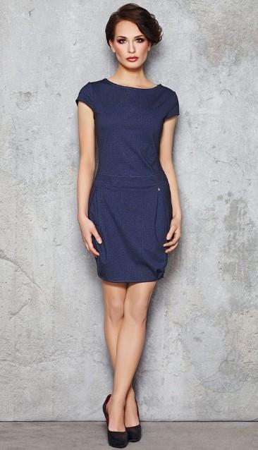 Schuhe Zum Blauen Kleid