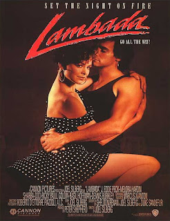 Lambada, fuego en el cuerpo (1990) | 3gp/Mp4/DVDRip Latino HD Mega