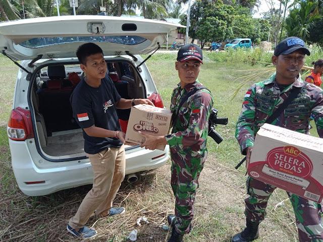 Luwes Mengadakan Donasi untuk Peduli Papua