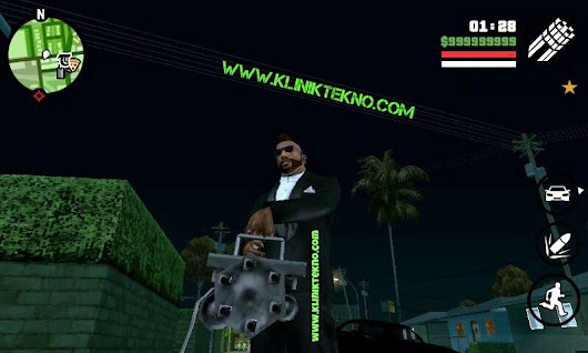 GTA San Andreas v1.05 Apk + Data Mod Cheat by Cleo Tanpa Root | The Flirt Files