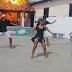 Raio atinge escola durante apresentação e assusta alunos no interior da Bahia; veja vídeo