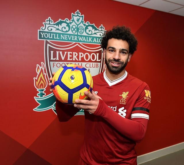 EPL: Roma reveal why they sold Salah to Liverpool