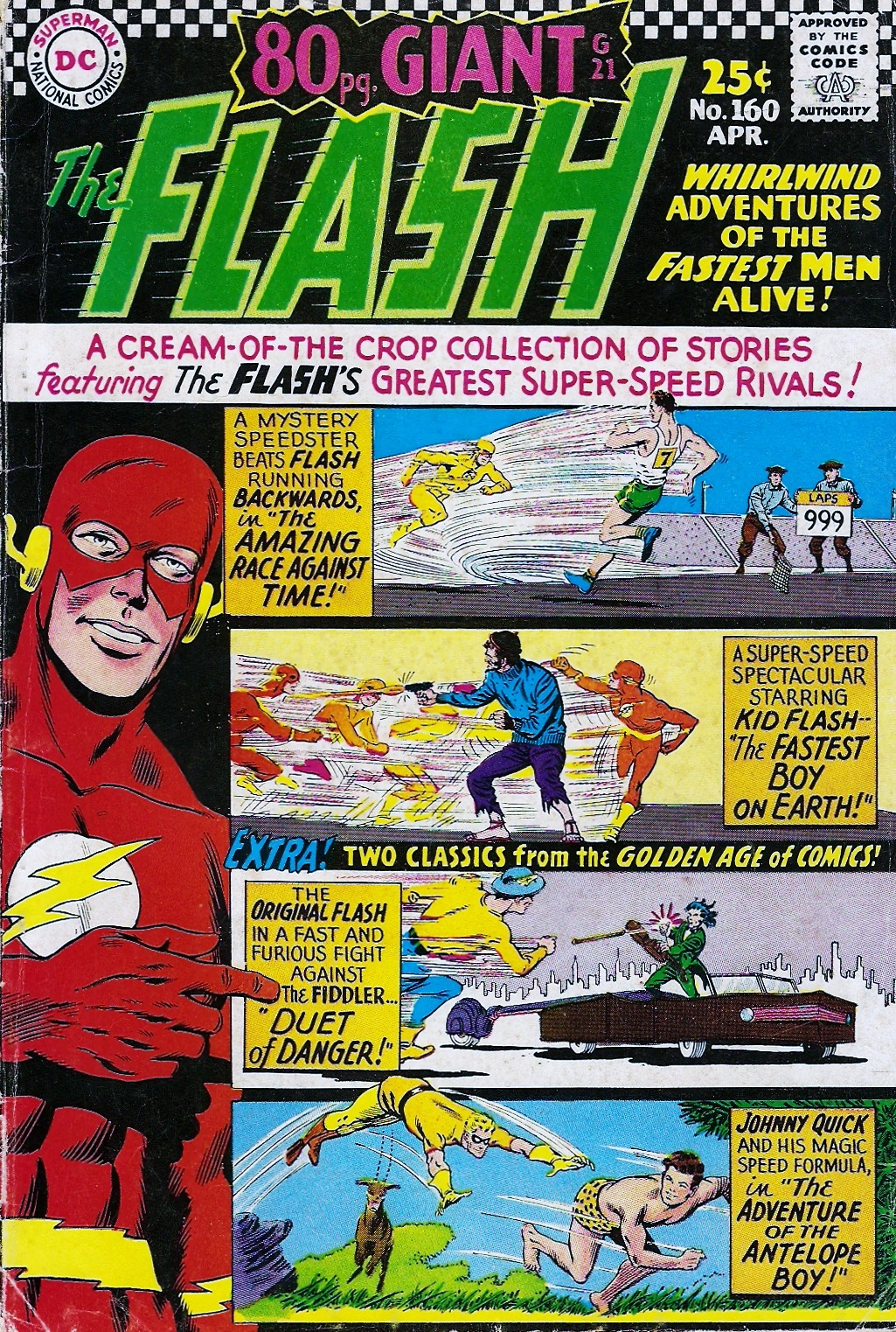 The Flash (1959) 160 Page 1