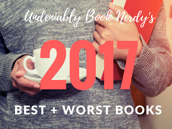 Best + Worst Books of 2017