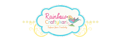 Welcome to Rainbow Craftykari Blog