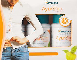 this image relates Himalaya Wellness AyurSlim Capsules Weight Management - 180 Capsules