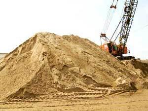 Bán cát vàng ở Hải Phòng