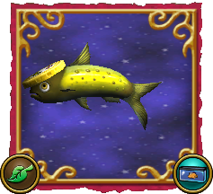 Wizard101 Fishing Dragonspyre Fish Pickled Herring