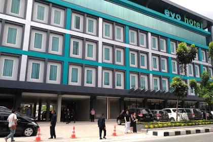 Lowongan Kerja Pekanbaru : Evo Hotel April 2017