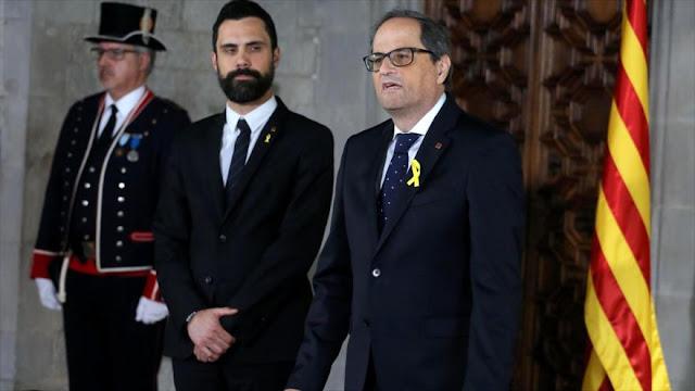Gobierno español levanta control financiero a Cataluña