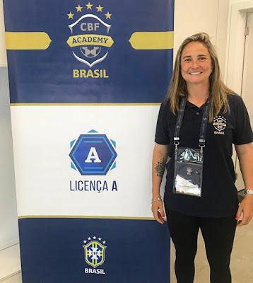 Tatiele Silveira deixa o Internacional
