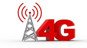 Band of Nigeria 4G LTE Telecom Networks