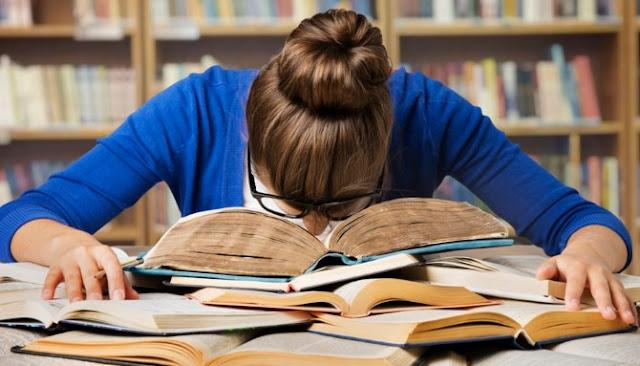 Inilah Enam Tips Untuk Melawan Kecemasan Dan Stres Saat Hadapi Ujian
