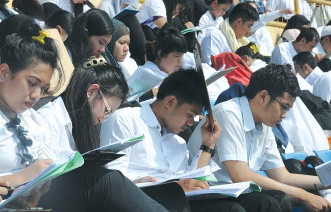 Provinsi Kaltara Buka Tes CPNS Bulan Oktober 2017