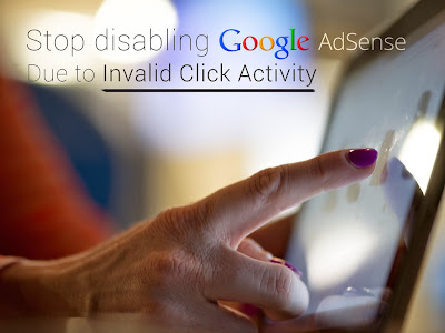 Stop Invalid Click Activity by AdSense Site Authorization Feature