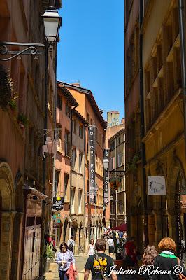 Ruelles du Vieux Lyon