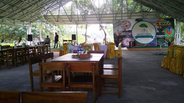 Mampir Sebentar di Grand Opening Taman Wisata Bhadrika Bengkulu