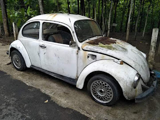 Dijual Bahan VW Kodok 1970 Harga Dibawah 20 Juta
