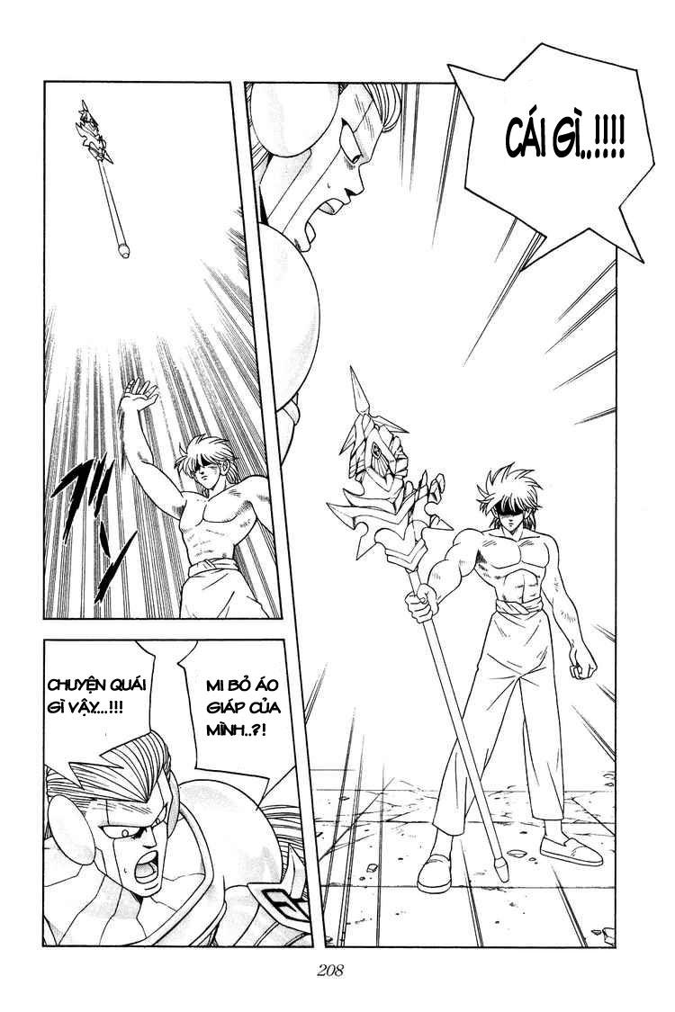 Dấu ấn rồng thiêng chap 276 trang 18