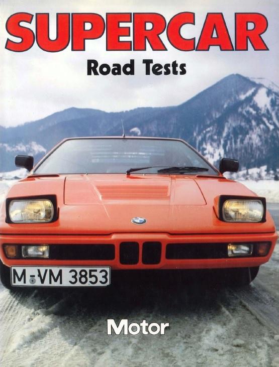 ferrari 400 book 1984 supercar road tests ferrari 400. Black Bedroom Furniture Sets. Home Design Ideas