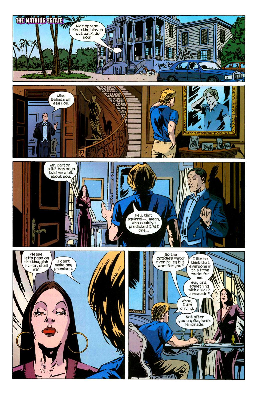Hawkeye (2003) Issue #2 #2 - English 16