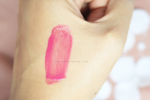 Warna Wardah Cheek & Lip Tint 02 My Baerry