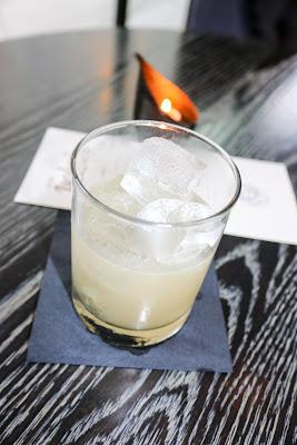 Bar Volver - Oh Sandy Cocktail
