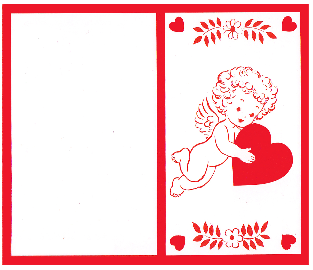 01 Birthday Wishes: The Valentine's Day Card
