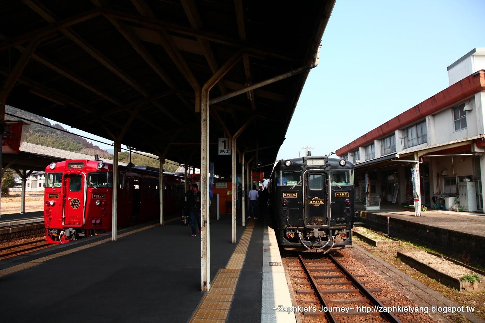 【日本 九州】日本九州七日行 - JR九州鐵道車窗之旅肥薩線