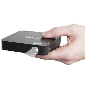 Ivation Portable Rechargeable HDMI Projector