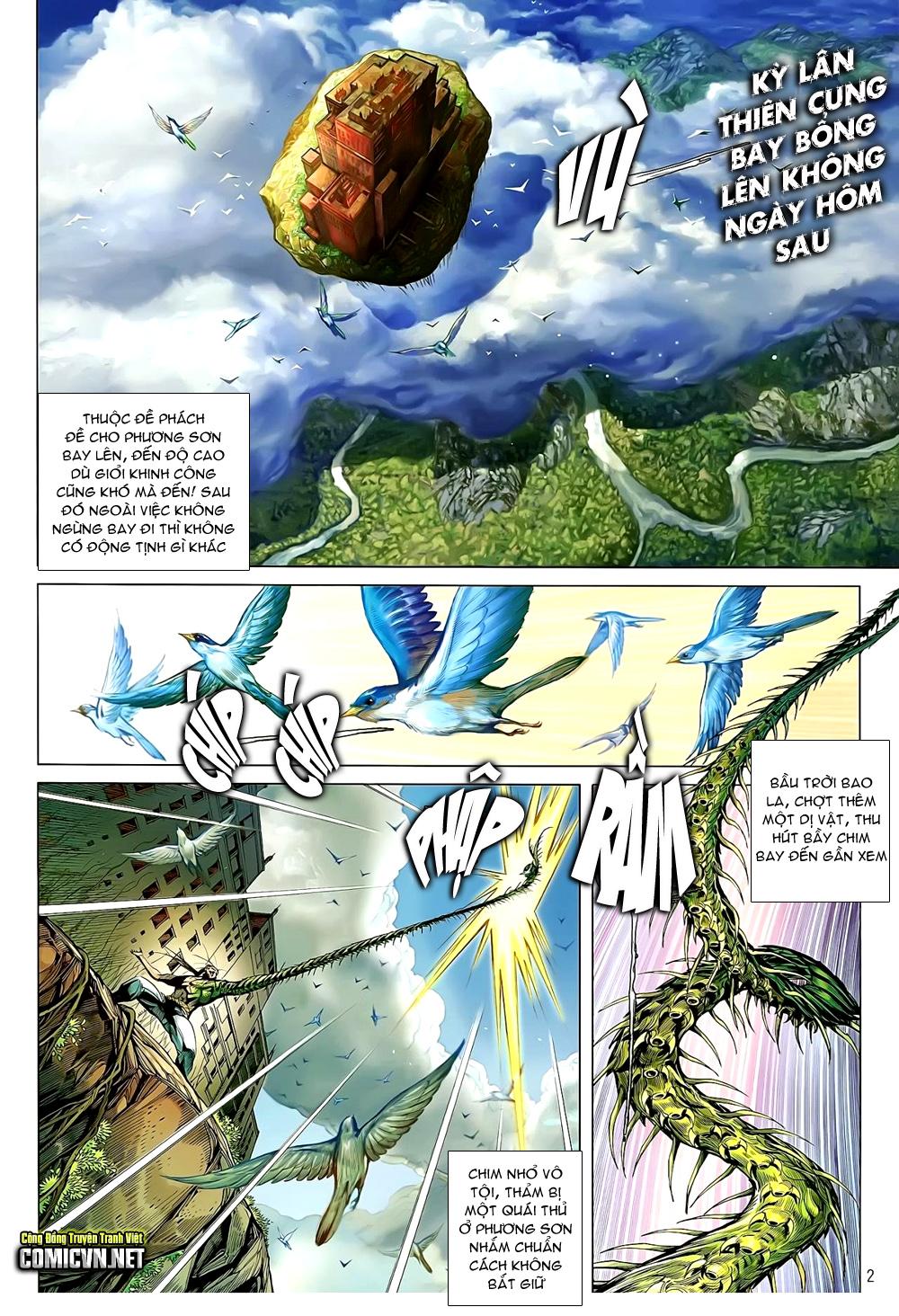 truyện tranh thiết tướng tung hoành Chapter 57/