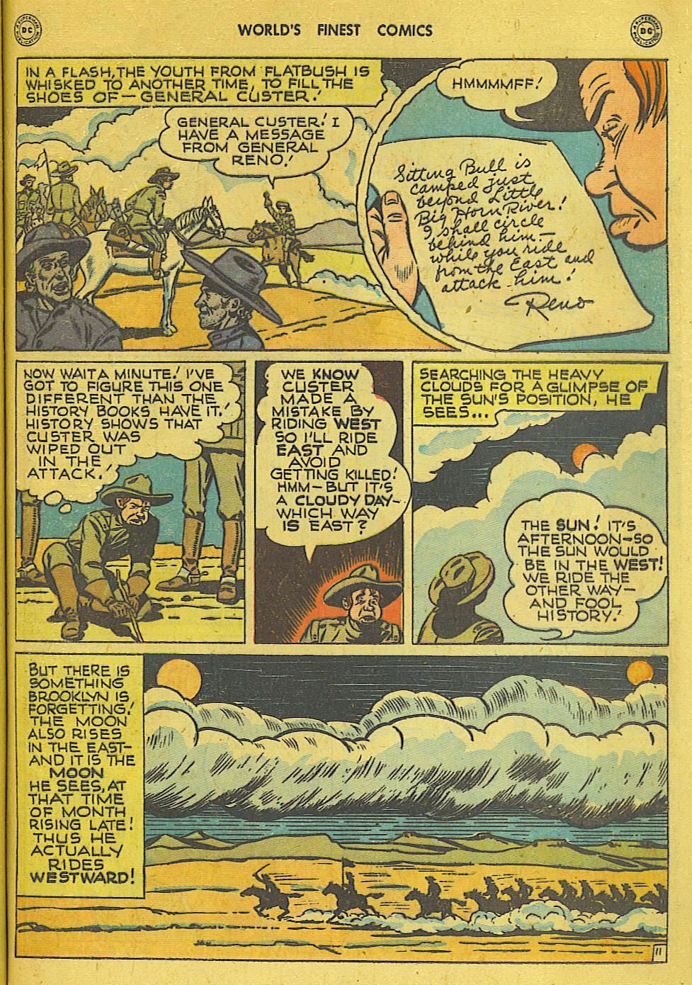 Read online World's Finest Comics comic -  Issue #34 - 37