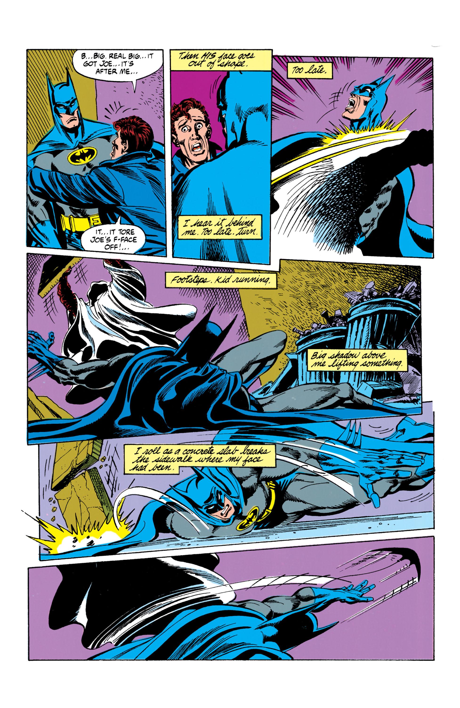 Detective Comics (1937) 631 Page 16