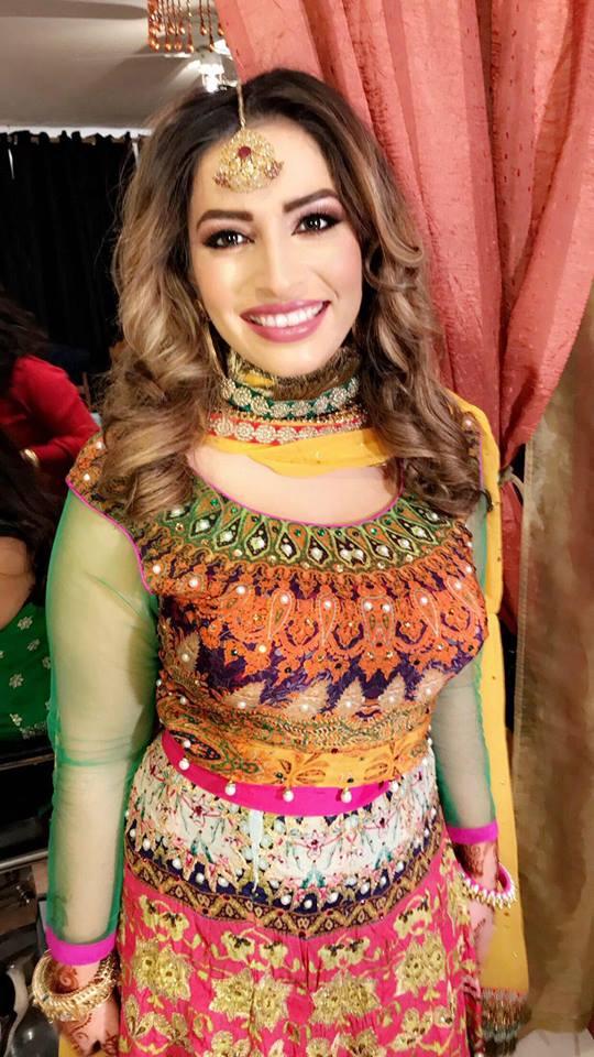 Indian Makeup Artist in DC Virginia Maryland