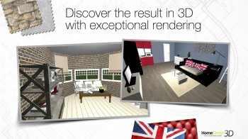Home Design 2D-3D