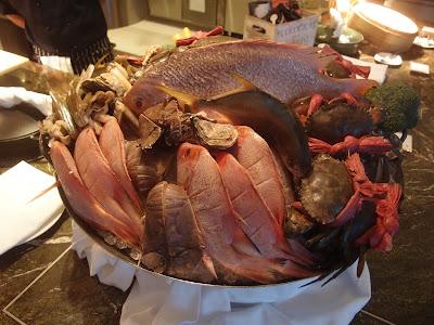 Seafood Indulgence