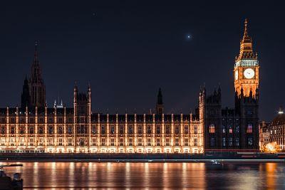 La novela romántica en Londres