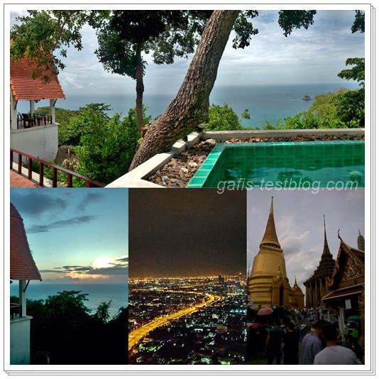 Thailand-Impressionen