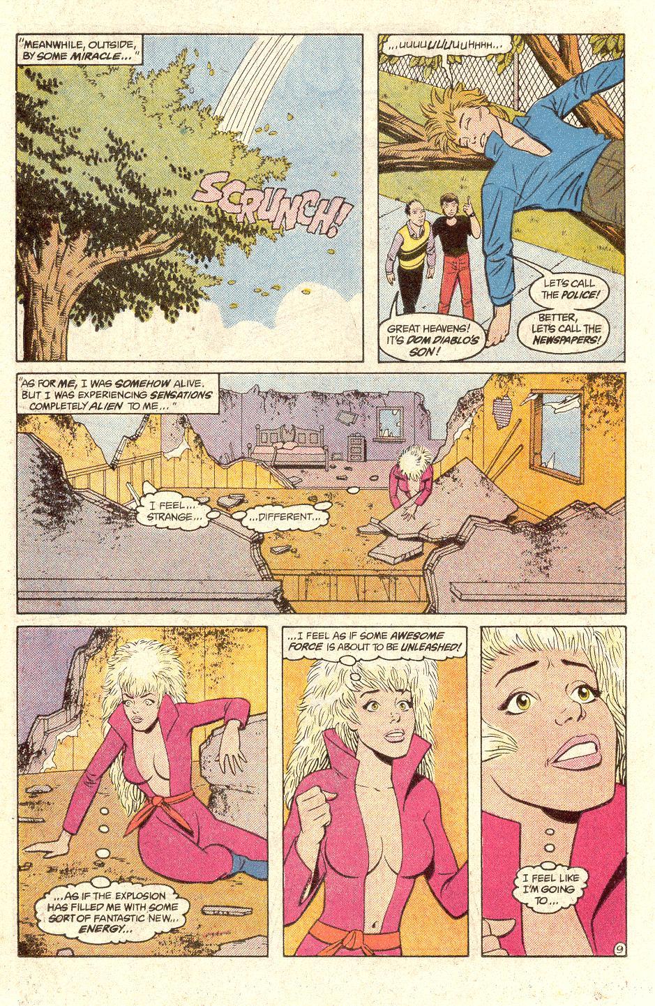 Read online Secret Origins (1986) comic -  Issue #33 - 27