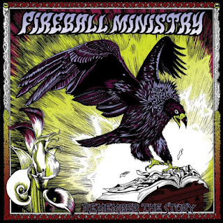 "Fireball Ministry - ""The Answer"" (video) from the album ""Remember the Story"""