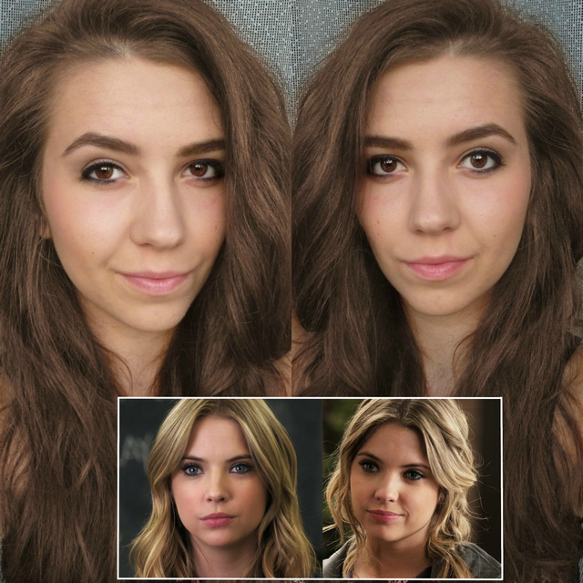 MAKEUP PODLE: PRETTY LITTLE LIARS Hanna Marin makeup inspired