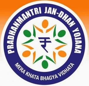 Pradhan Mantri Jan-Dhan Yojana logo pictures images