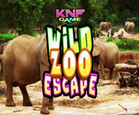 KnfGame Wild Zoo Escape