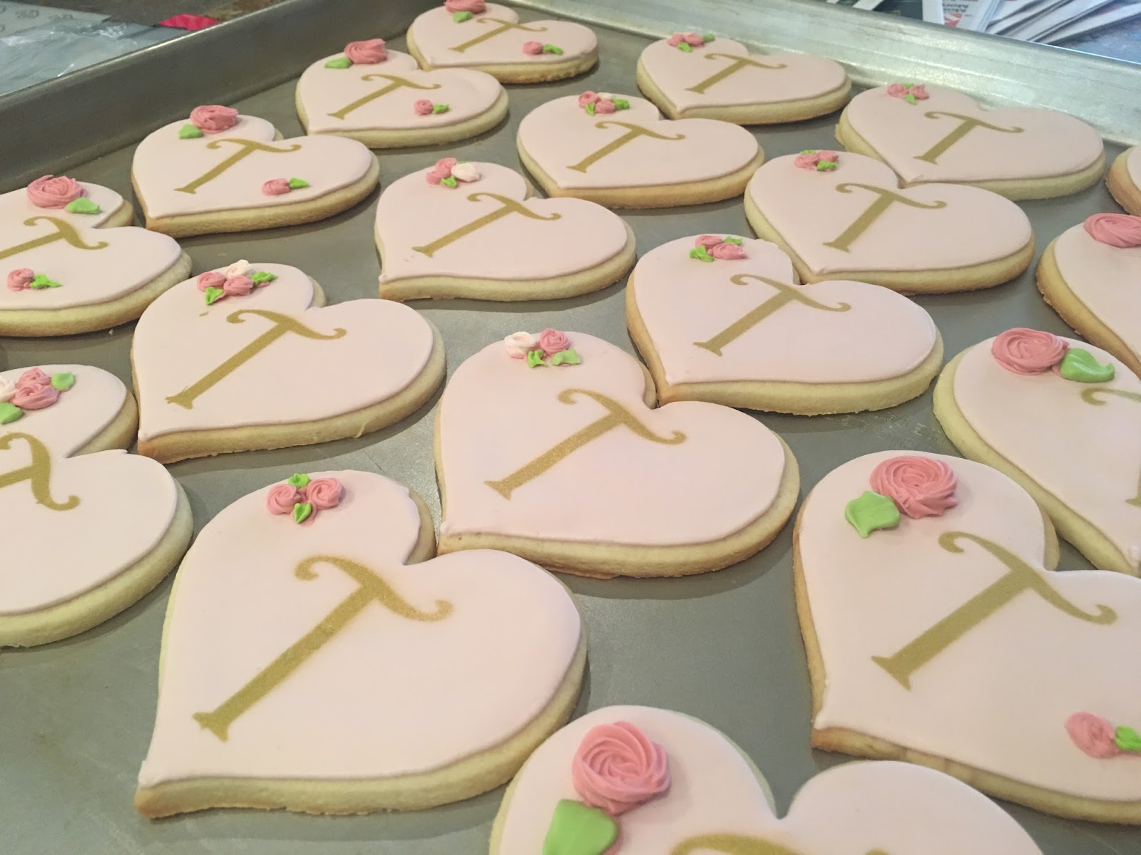 Sweetie Petitti Cookies For Wedding Favors